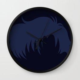 Tuxedo Mask Wall Clock