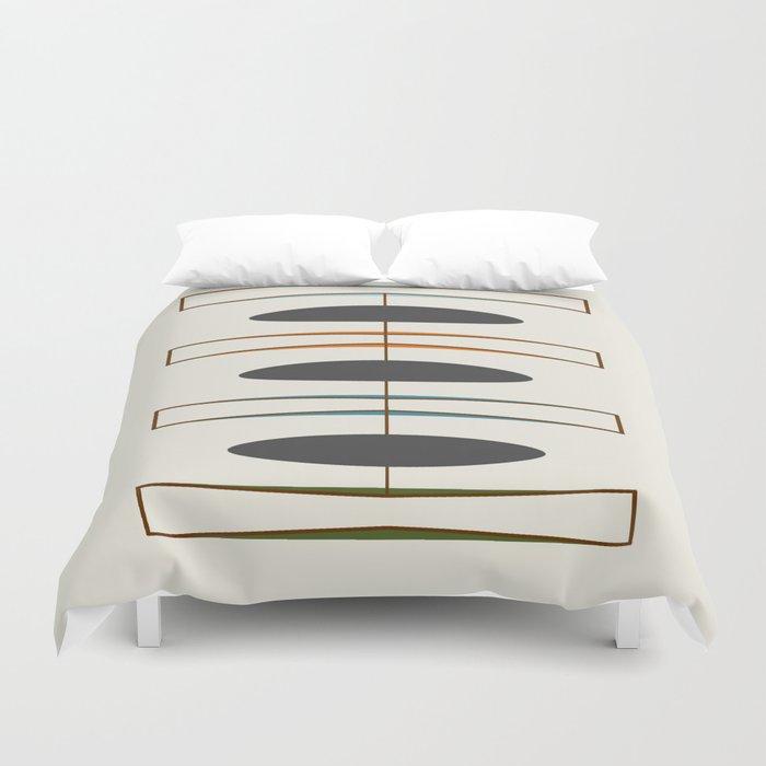 Mid-Century Modern 1.1 Bettbezug