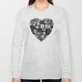 Mechanical heart Long Sleeve T-shirt