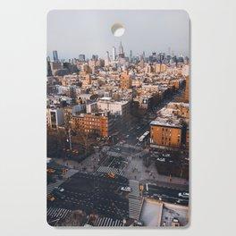 Empire Cityscape Cutting Board