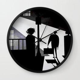 Friedkin's The Exorcist Wall Clock