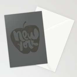 New York: The Big Apple Stationery Cards