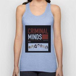 Criminal Minds Unisex Tank Top