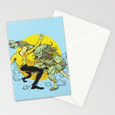 BattleKirk Predactica Stationery Cards