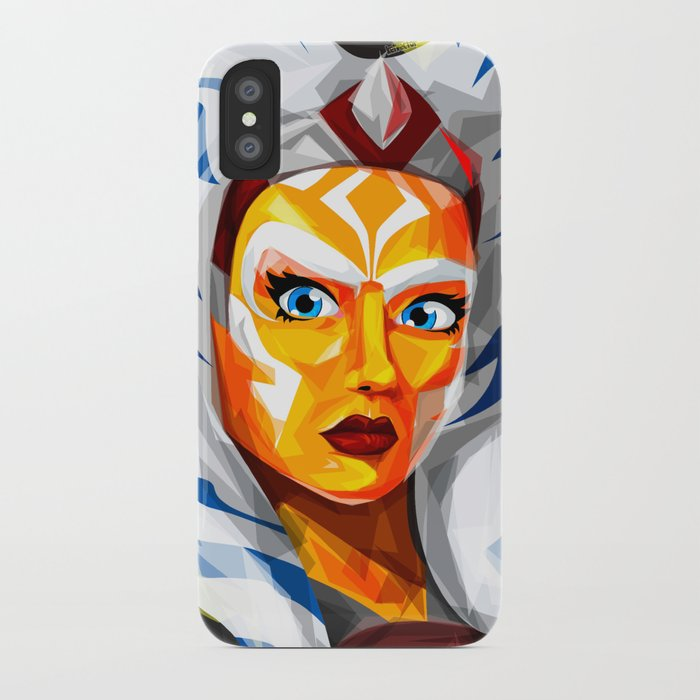 best website 5277b 0de6d Ahsoka Tano iPhone Case