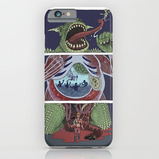 Troll Killer iPhone & iPod Case