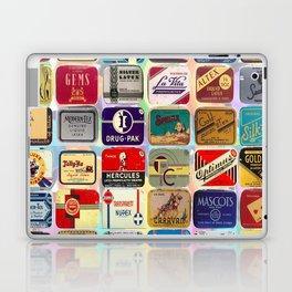 Antique Condoms Laptop & iPad Skin