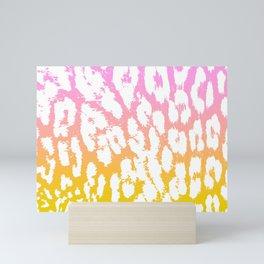 Savana Vibe (Tropical) Mini Art Print
