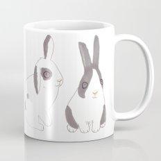 Rabbits and bunnies Coffee Mug