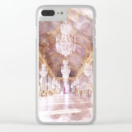 Palace Ballroom Clear iPhone Case