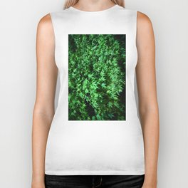 Military support Glow Japanese Maple Biker Tank