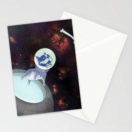 Cachorronauta Stationery Cards