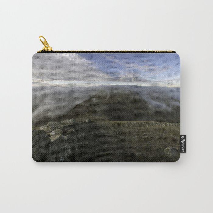 Slieve Donard mountain view Carry-All Pouch
