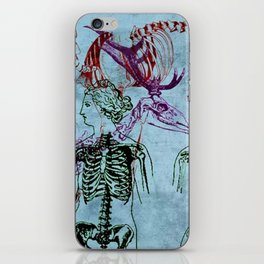 Our Young Bones iPhone Skin