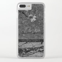 Crushed Clear iPhone Case