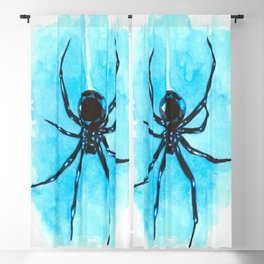 Diamond spider Blackout Curtain