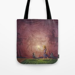 The Dream Room Tote Bag