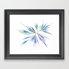 Life... is complicated Framed Art Print