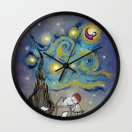 Unposted Letter -4 Wall Clock