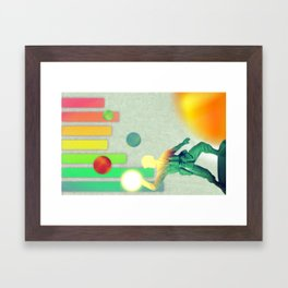 Belong To Us Framed Art Print