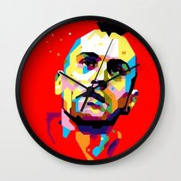 Robert De Niro in WPAP Wall Clock