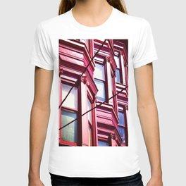 Day Nineteen: Bay Windows T-shirt