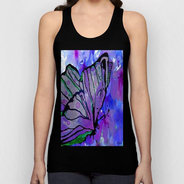 Butterfly  Unisex Tank Top