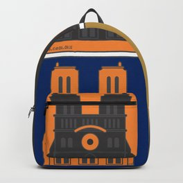 no[jo]tre dame Backpack
