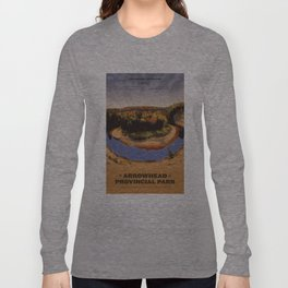 Arrowhead Provincial Park Long Sleeve T-shirt