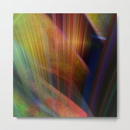 Multicolored abstract no. 73 Metal Print