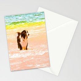 Candy Dog Stationery Cards