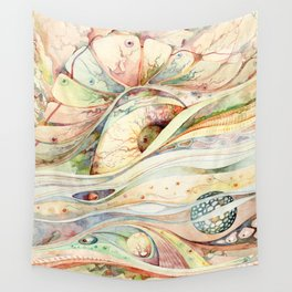 Biology Wall Tapestry