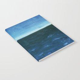 Night sea Notebook
