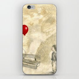 Bench iPhone Skin