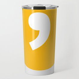 Apostrophe Travel Mug