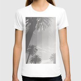 Black and White Palm T-shirt