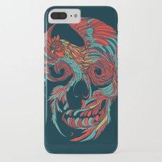 Rooster Skull iPhone 7 Plus Slim Case