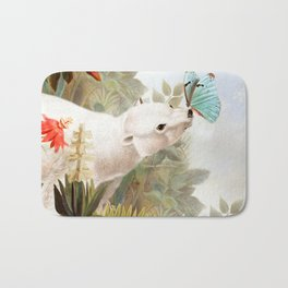 The Lost Paradise Bath Mat