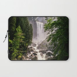 Yosemite Waterfall Laptop Sleeve