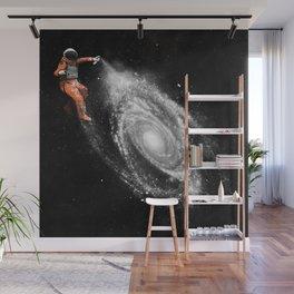 Space Art Wall Mural