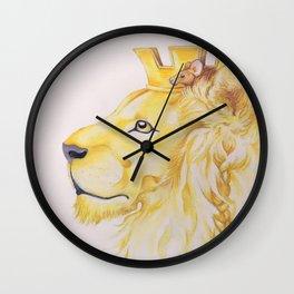 Aesop Wall Clock