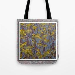 MAGIC DILL WEED Tote Bag