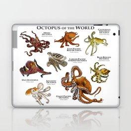 Octopus of the World Laptop & iPad Skin