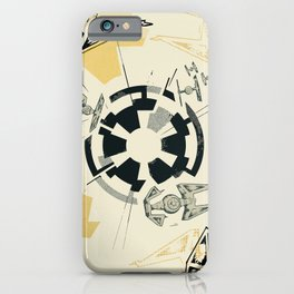 Star Wars Imperial shield iPhone Case