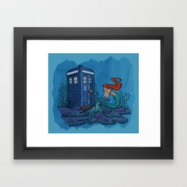 Part of Every World Framed Art Print