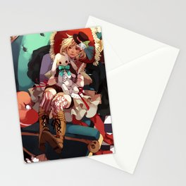 Doll Stationery Cards