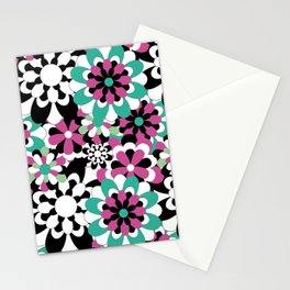 Tutti Fiori (pink) Stationery Cards