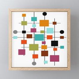 Mid-Century Modern Art 1.3.1 Framed Mini Art Print