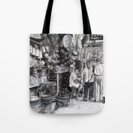 Pots and Pans Tote Bag