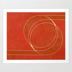 Bulan (Moon) Art Print